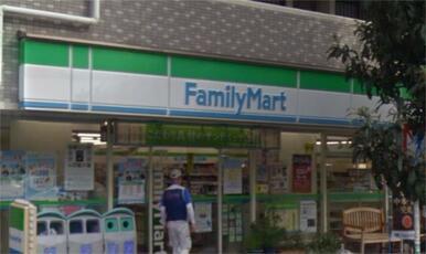 ファミリーマート 横浜浅間町店