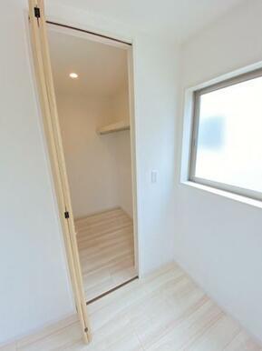 収納スペースを多くとり、スッキリ空間で暮らしたい方にピッタリのプラン!