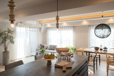 LDには床暖房を装備。足元からお部屋全体を暖めてくれます。