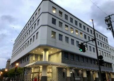 金沢高畠町郵便局