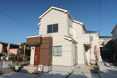 岡崎市野畑町の新築分譲住宅です!