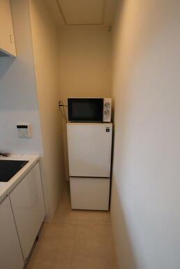 冷蔵庫あります♪