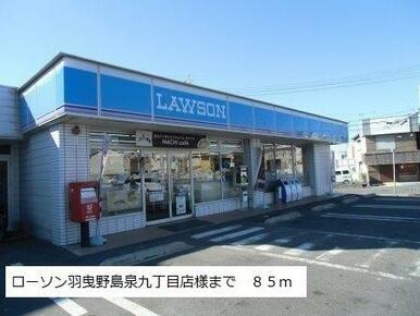 ローソン羽曳野島泉九丁目店様