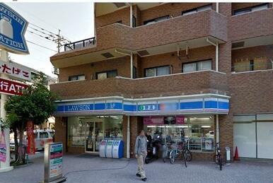 ローソン川口栄町店