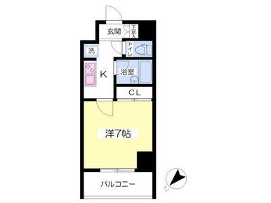 最上階10階のお部屋です!