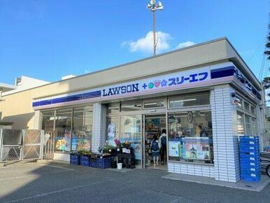 ローソンLTF東逗子駅前店