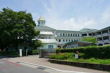 加茂名南小学校