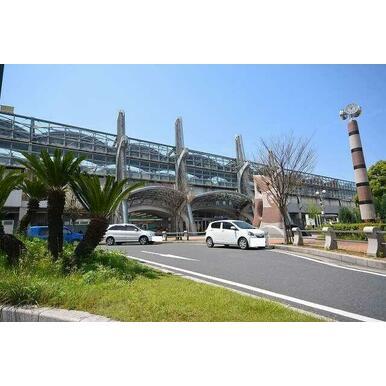 JR行橋駅