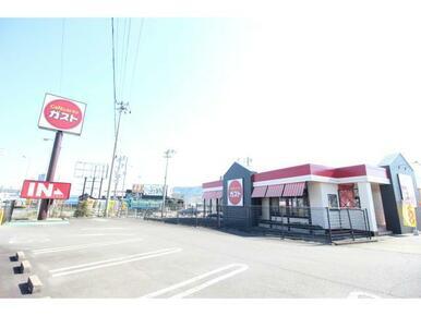 ガスト小松島店