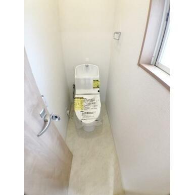 【トイレ】 リフォーム済みにつき綺麗です♪