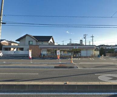 セブンイレブン三郷戸ケ崎2丁目店