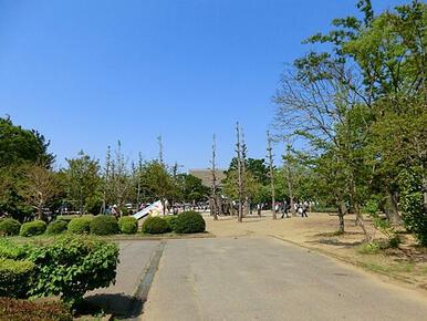 早稲田公園
