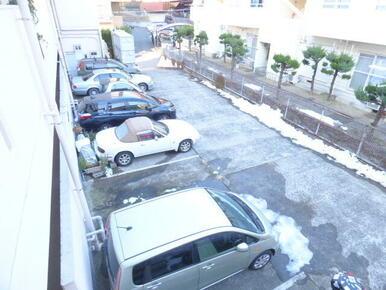★敷地内駐車場★