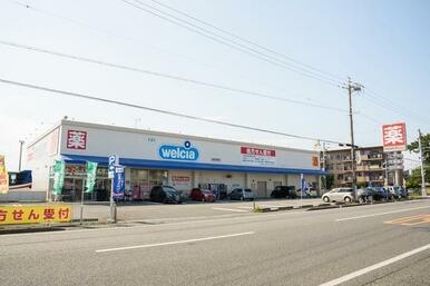 ウエルシア清水折戸店