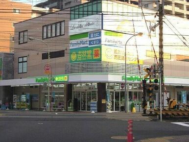 ファミリーマート・杏林堂