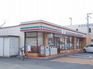 セブンイレブン水口綾野店