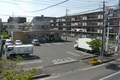 セブンイレブン 松戸三ヶ月店