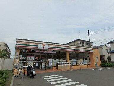 セブンイレブン横浜岡津町店