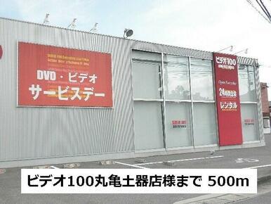 ビデオ100