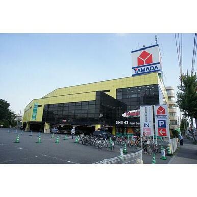 ヤマダ電機テックランド東京本店