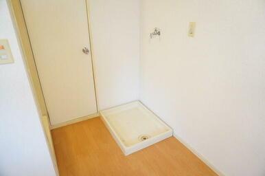 家事の動線を考えると室内洗濯機置場が便利ですね