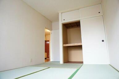 布団派にはオススメの畳のお部屋です