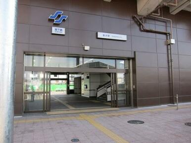 地下鉄南北線「富沢」駅まで徒歩14分