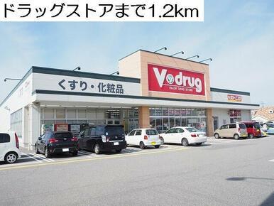 Vドラッグ藤の木店まで1200m