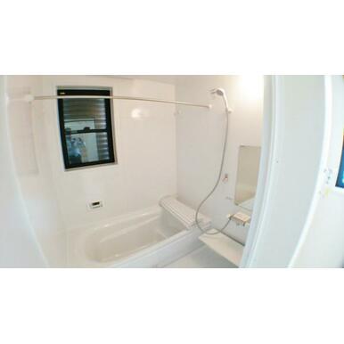 【浴室】 浴室暖房付なので冬場の高齢の方の入浴も安心です!