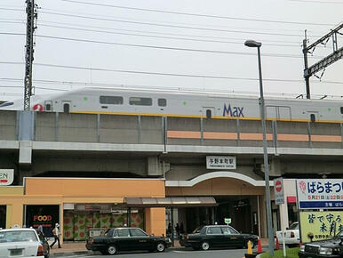 JR埼京線「与野本町」駅
