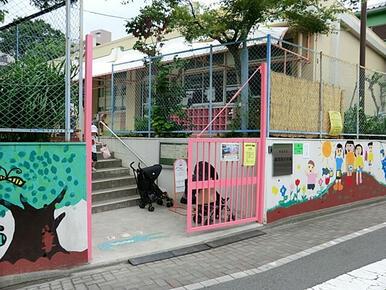 成田西子供園(幼稚園)