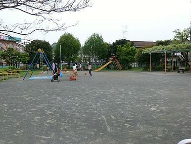 能ヶ谷藤野木橋公園