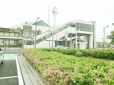 常磐線 藤代駅