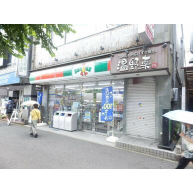 サンクス横浜青葉台店