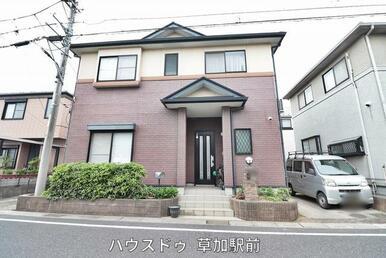 戸塚安行駅利用可能な5LDK中古戸建です♪二世帯向きなので家族が増えても◎区画整理地内です♪