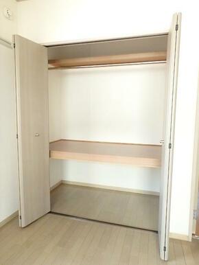 大きめの室内収納スペース