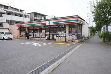 セブンイレブン横浜綱島西6丁目店