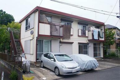 積水ハウス施工のアパートです