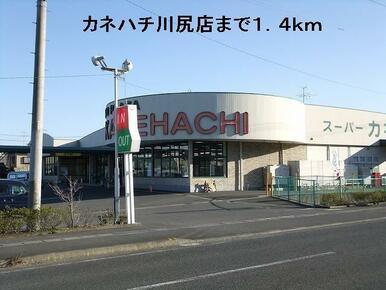 カネハチ川尻店