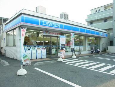 ローソン港北樽町店