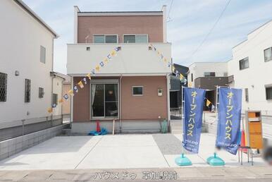 バス停ネオポリス住宅入口より徒歩3分!4LDKの新築戸建です♪