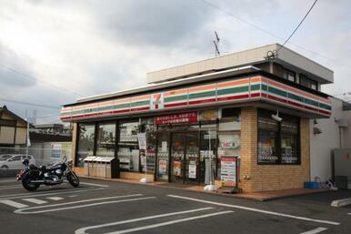セブンイレブン静岡聖一色店