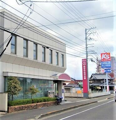 観音寺信用金庫 南支店