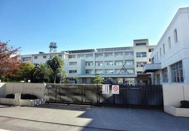 静岡市立高松中学校