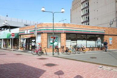セブンイレブン銀天町3丁目店