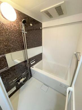 浴室乾燥暖房、追い焚き機能付きでバスタイム快適