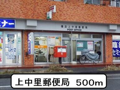 上中里郵便局