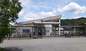 JR山陰本線 馬堀駅