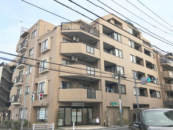 セザール石神井台 4階 3LDK