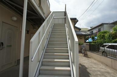 1F~2F 共用階段☆
